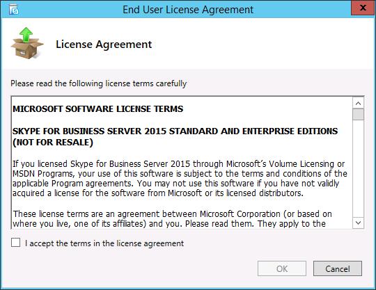 Installing Skype For Business Server 2015 – UC Steps
