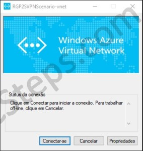 Point-to-site azure client VPN